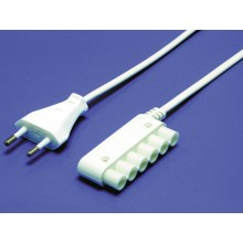 Miniconector para 6 luces