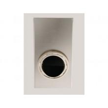Interruptor para pared en forma de cuña
