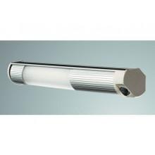 Regleta de aluminio con lámpara de baja energía