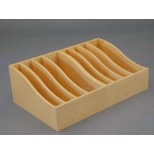 Portasartenes para mód. 900 mm/ 8 divisiones